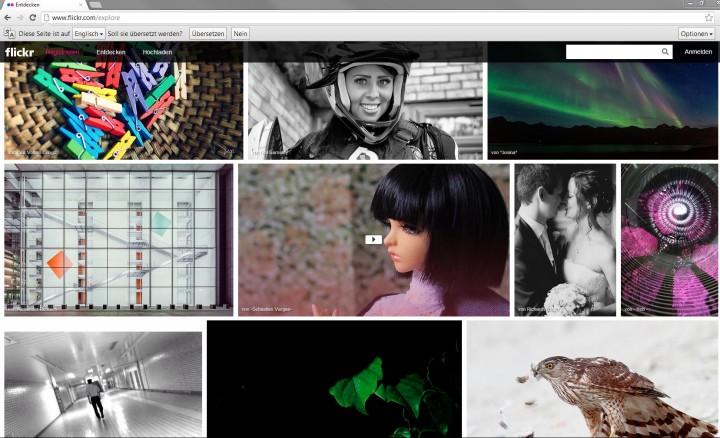 Welche Ehre - der zweite Flickr Explore innerhalb zwei Wochen