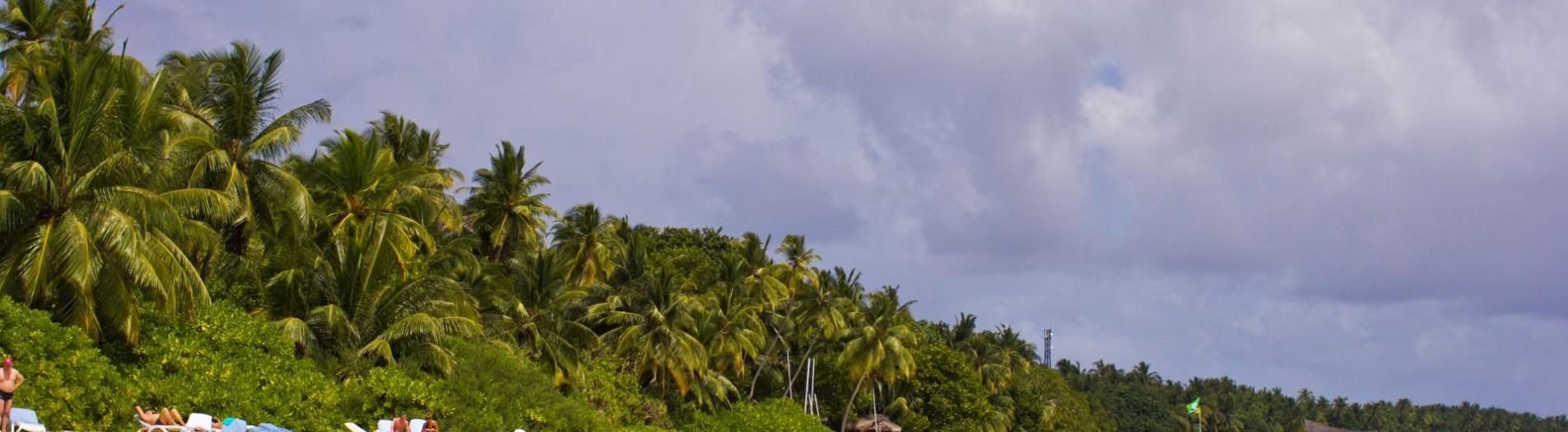 Kuramathi Resort - Malediven