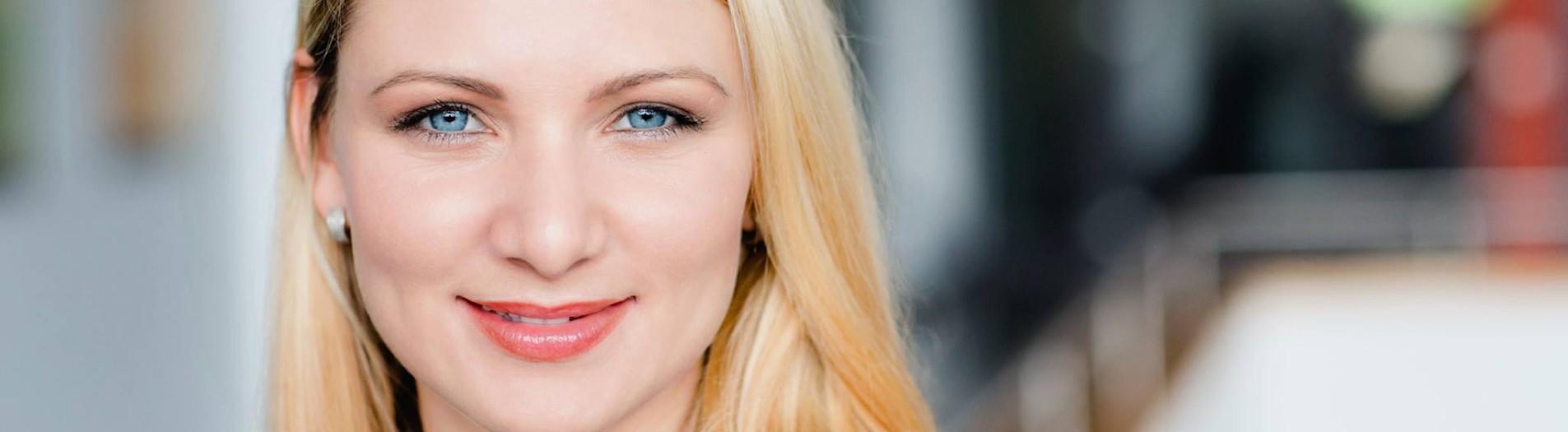 Businessfotos mit Hanna im Augenzucker Studio