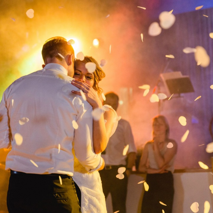 Hochzeitsfotografie und Hochzeitsvideo für Fabrik der Liebe in Pforzheim bei Melanie und Edi