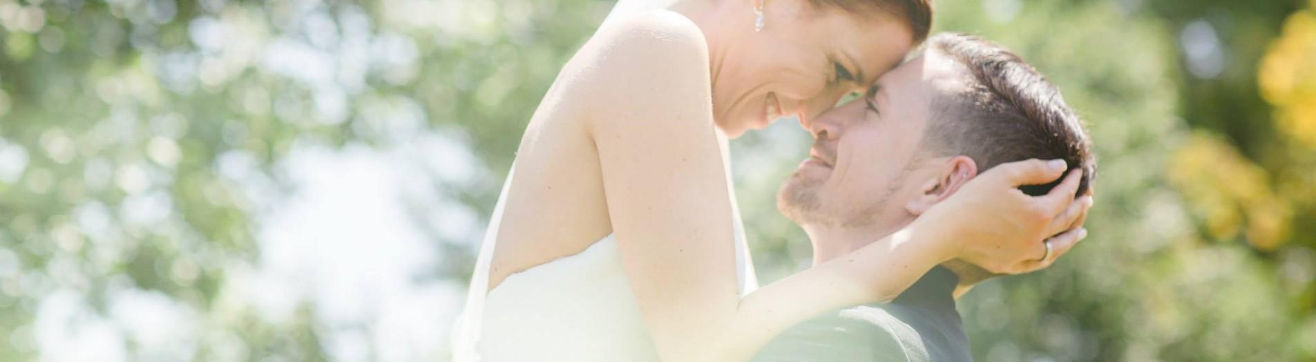 Hochzeitsfotografie in Winnenden mit Lena und Wladimir