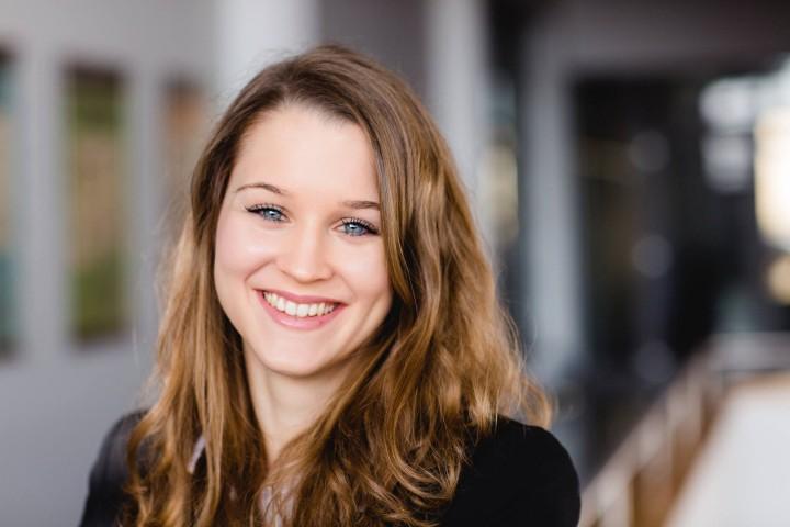 Bewerbungsfotos für Marketing Studenten