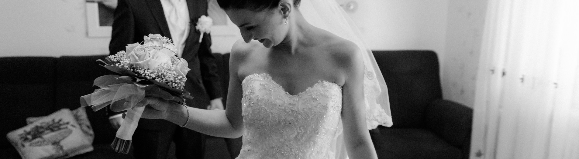 Hochzeitsreportage Teil II - Daria und Daniel