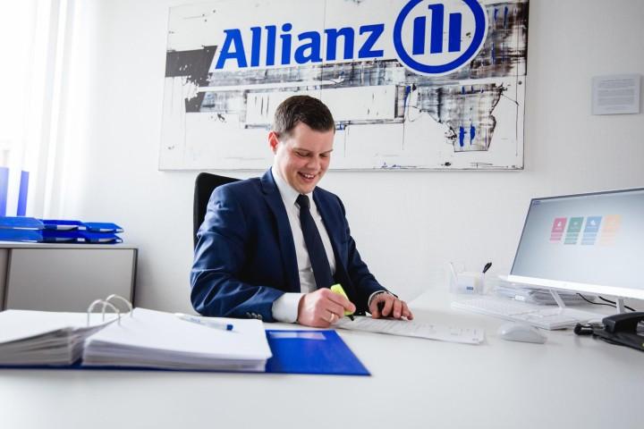 Businessfotos und Imagevideoclip für die Allianzversicherung AG