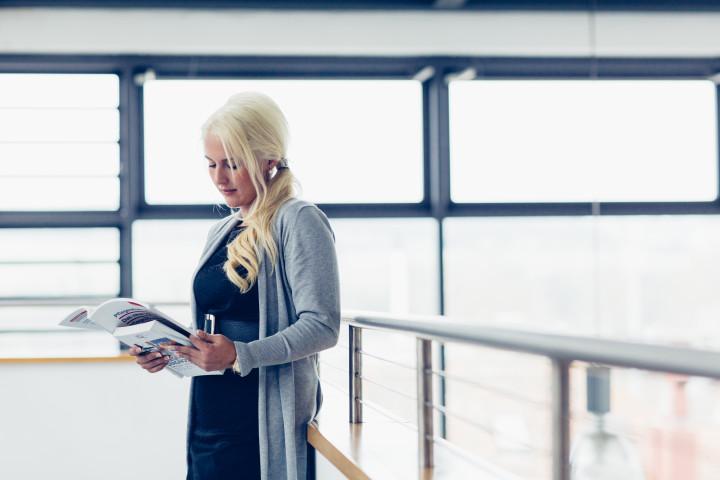 Businessfotos für eine unabhängige Beraterin aus der Gesundheitsbranche