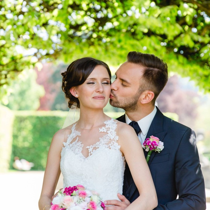 Hochzeitsfotos und Hochzeitsvideo in Baden-Baden im Eventhangar E210