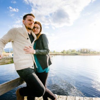 Pre-Wedding Shooting am Chiemsee