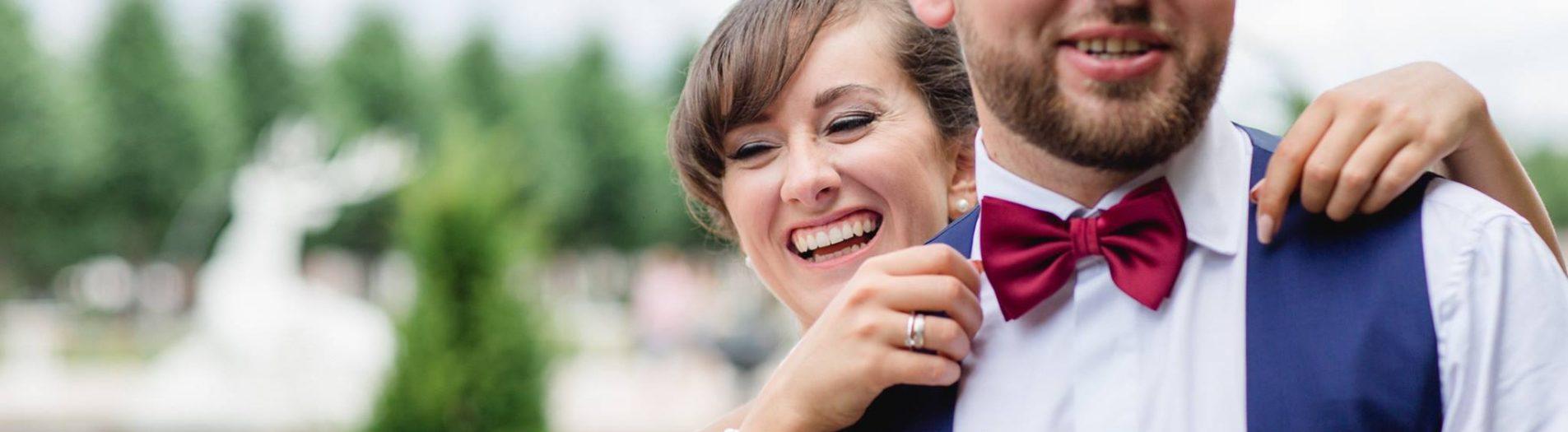 Larissa und Markus heiraten in Leimen und feiern in Schwetzingen
