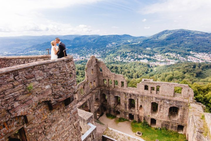 Maria und Tobi heiraten in Baden-Baden