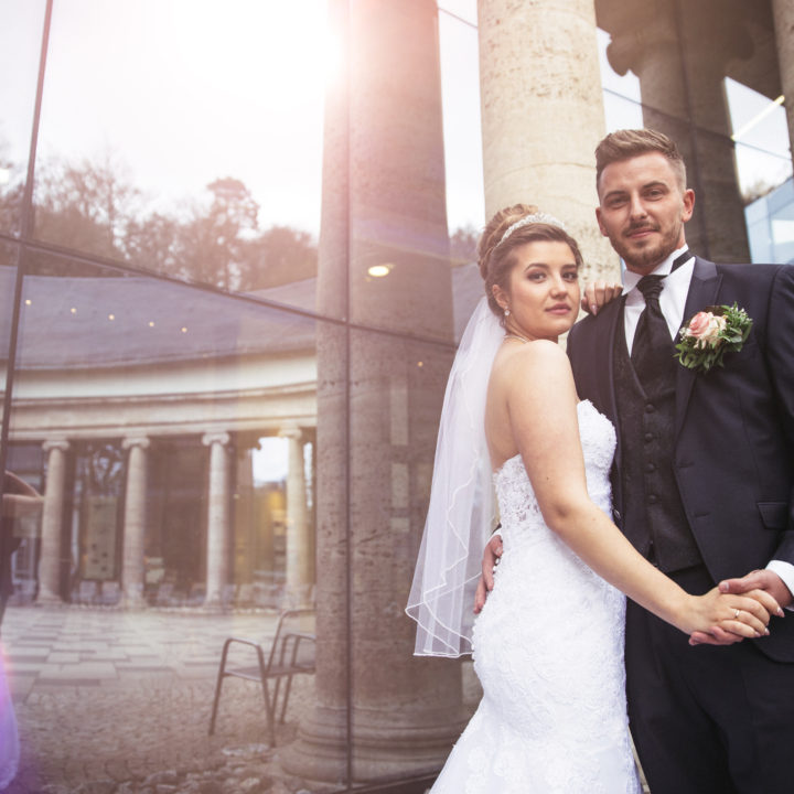 Tatjana und Sergej heiraten