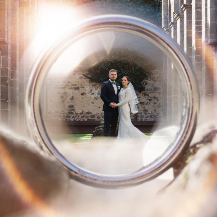 Katharinas und Bastis Hochzeit