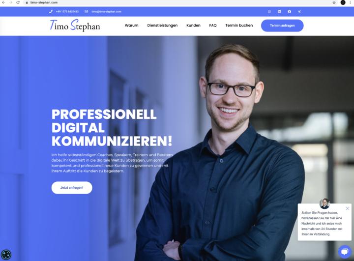Digitale Kommunikation ist die Zukunft im Business